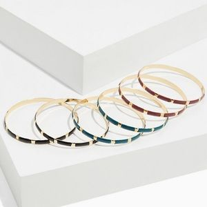 NWT Bangle Bracelet Set